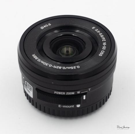 Sony E PZ 16-50 OSS-5
