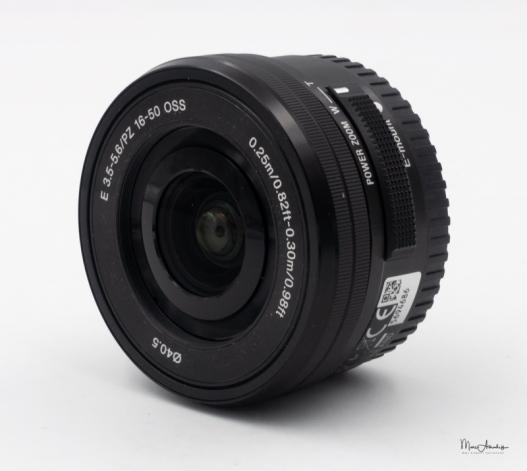 Sony E PZ 16-50 OSS-7