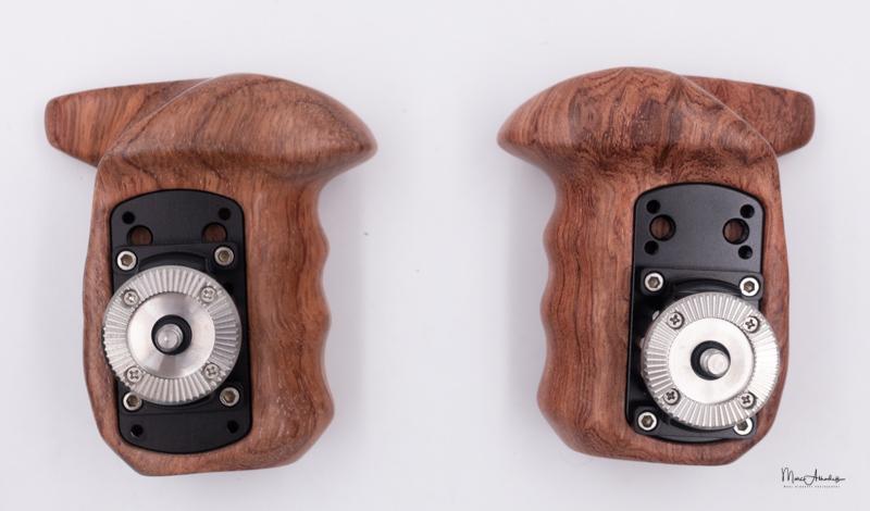 SmallRig Wooden handle-001