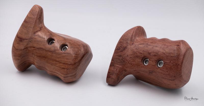 SmallRig Wooden handle-006
